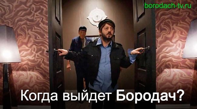 Когда выйдет сериал Бородач