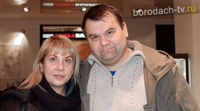 Муж Марины Федункив