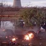 Угнал и сжег полицейское авто